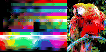 Pixel Art Palettes for Free